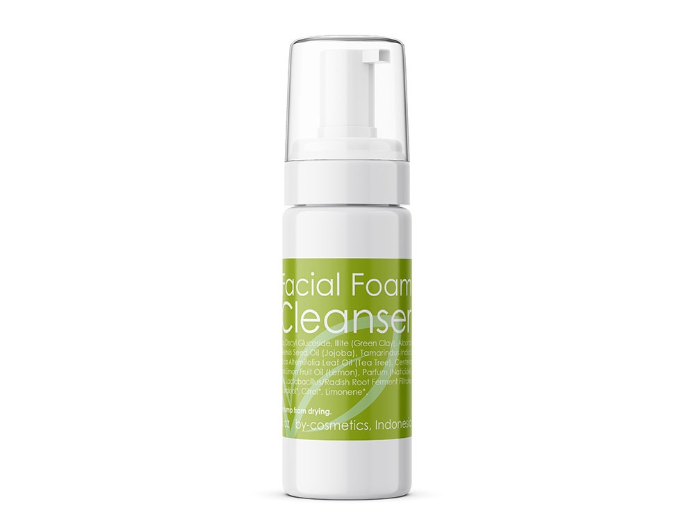 Facial Foam Cleanser