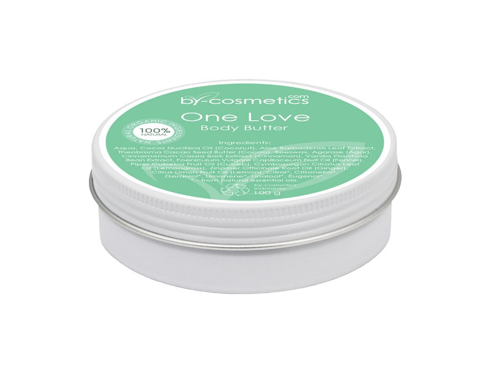 One Love Body Butter